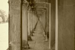 Angkor Wat - Fluchten