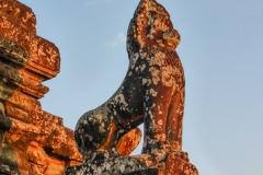 Prae Roup Temple - Wächter im Licht