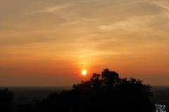 Phnom Bakheng - Sonnenuntergang