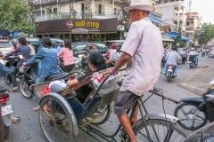 Phnom Penh - Rushhour