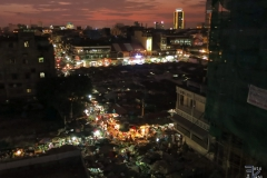 Phnom Penh - Marktplatz