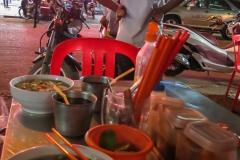 Phnom Penh - Abendbrot