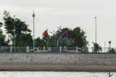 Mekong - Grenzübertritt