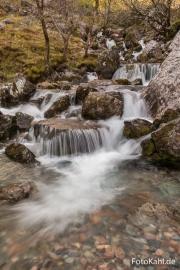 ... und Wasserfälle und ...