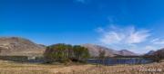 Kilchurn Castle am Loch Awe im Panorama