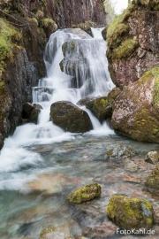 Wasserfälle und ...