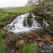 Wasserfälle beim Ardvreck Castle
