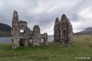 Ruinen in der Nähe vom Ardvreck Castle