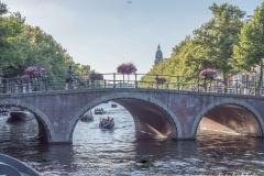 Amsterdam- Grachtenblicke