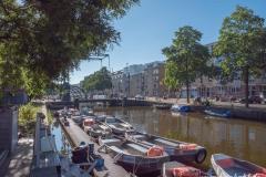 Amsterdam-Grachtenblicke