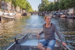 Amsterdam-Ahoi Kapt´n mein Kapt´n.