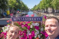Amsterdam-Königlich