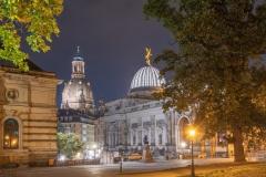 Dresden - Im Brühlschen Garten