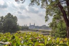 Dresden - Palaisgarten