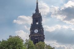 Dresden - Dreikönigskirche