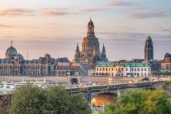 Dresden - Altstadtblick