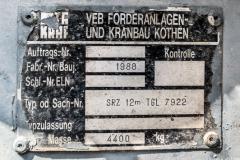 F60 - Typenschild mit Geschichte