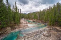 Kanada - Natural Bridge - ohne Touristen