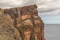... dem östlichsten Zipfel von Madeira.